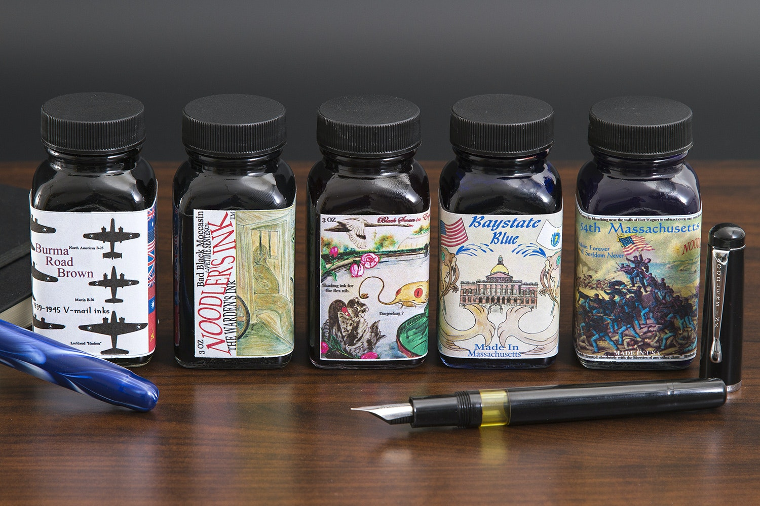 Noodler's Ink & Pen Bundle