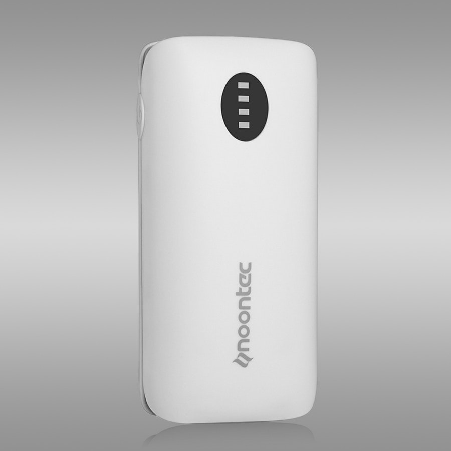 Noontec Polo 5,200mAh Dual-Port PowerBank (2-Pack)