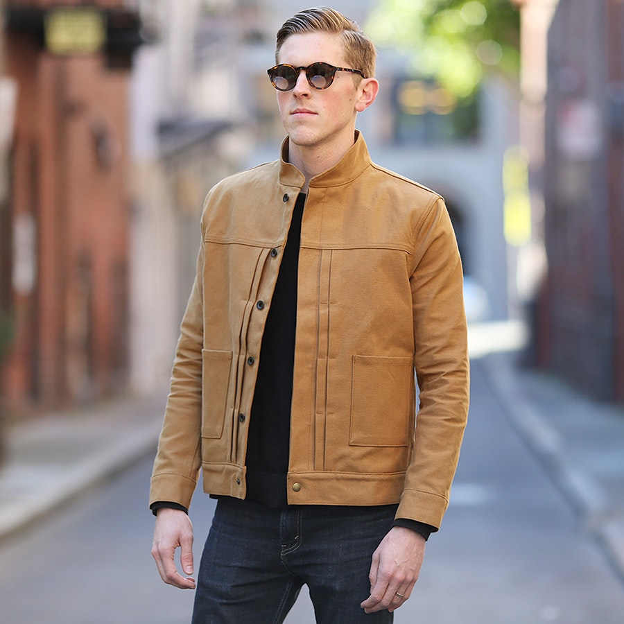 Norman Russell Cooper Jacket