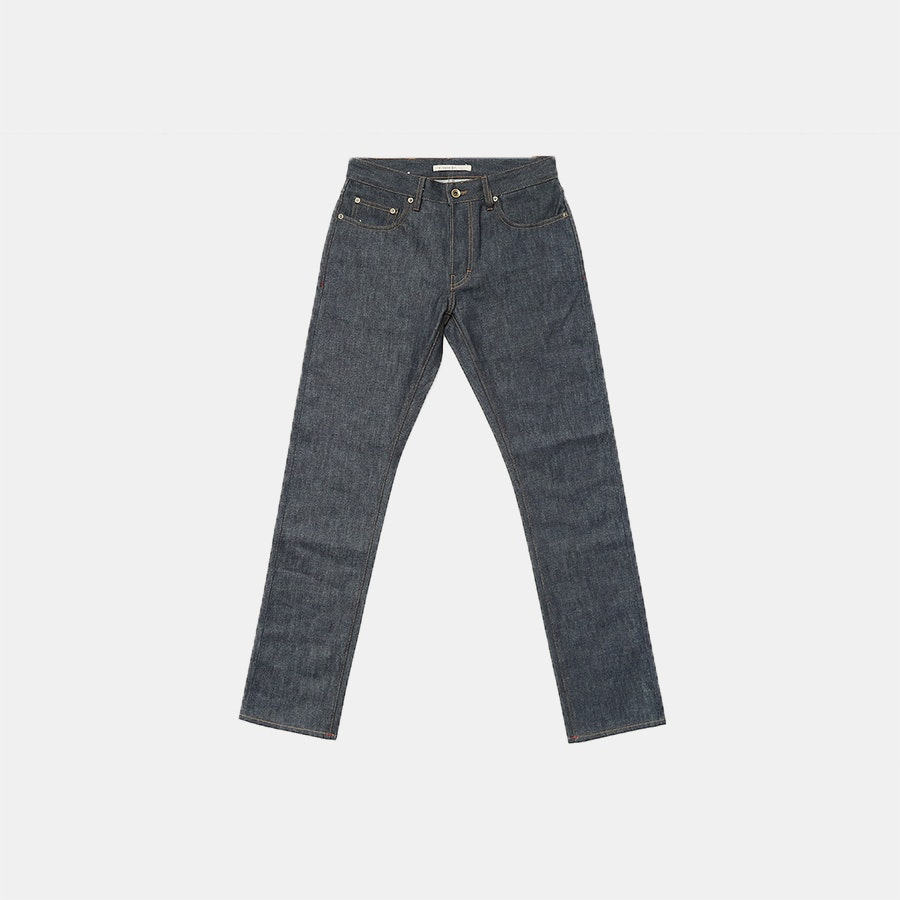 Norman Russell Raw Denim