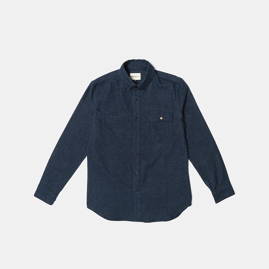 Norman Russell Woven Flannels