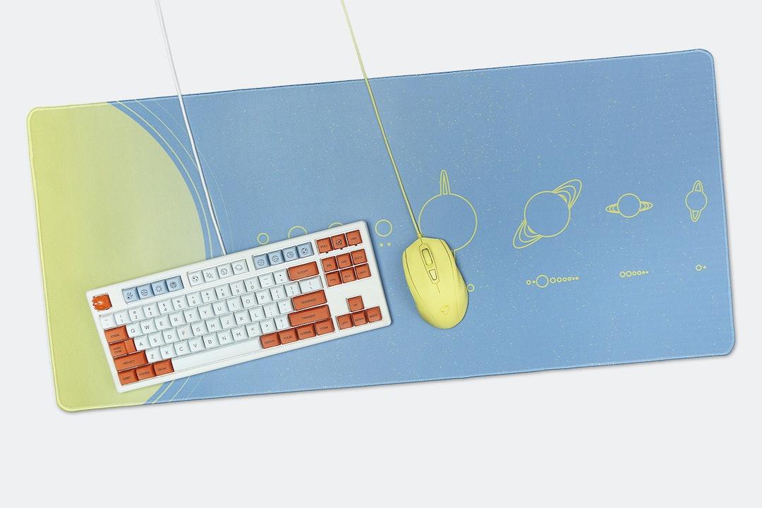 NovelKeys Godspeed Desk Mats