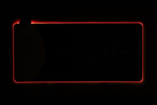 NovelKeys Godspeed Glow Desk Pad