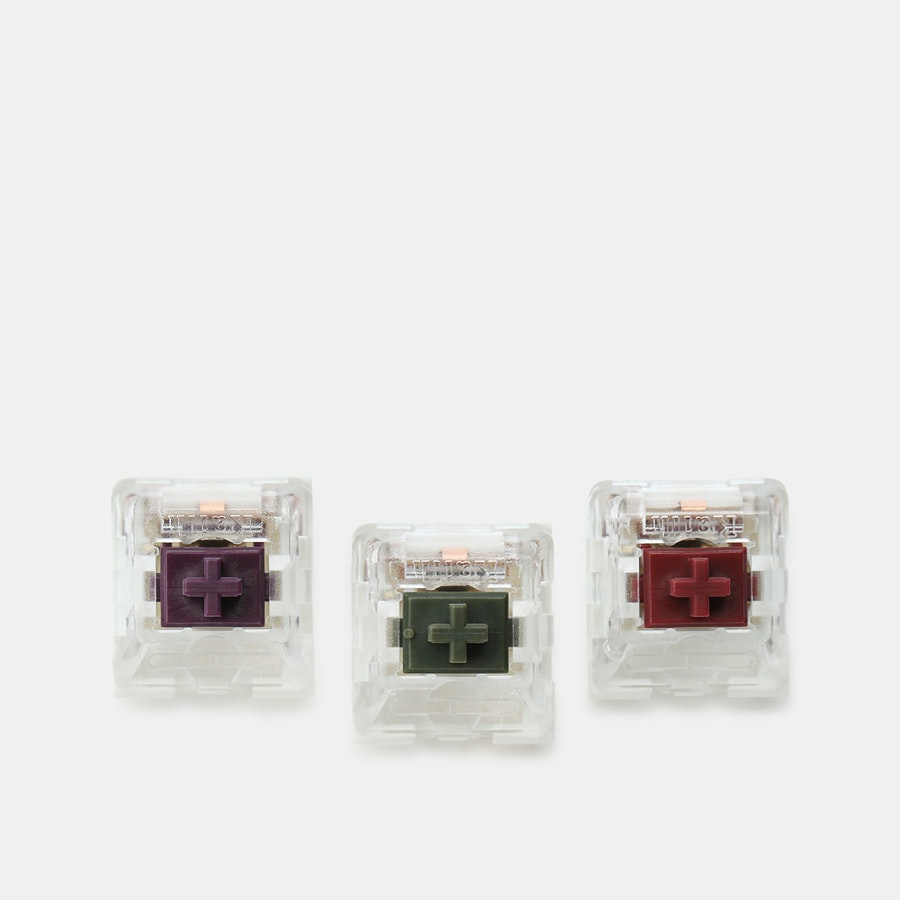 NovelKeys x Kailh Pro Heavy Switches
