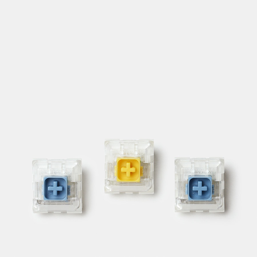 NovelKeys x Kailh BOX Heavy Switches (70 or 110pcs)
