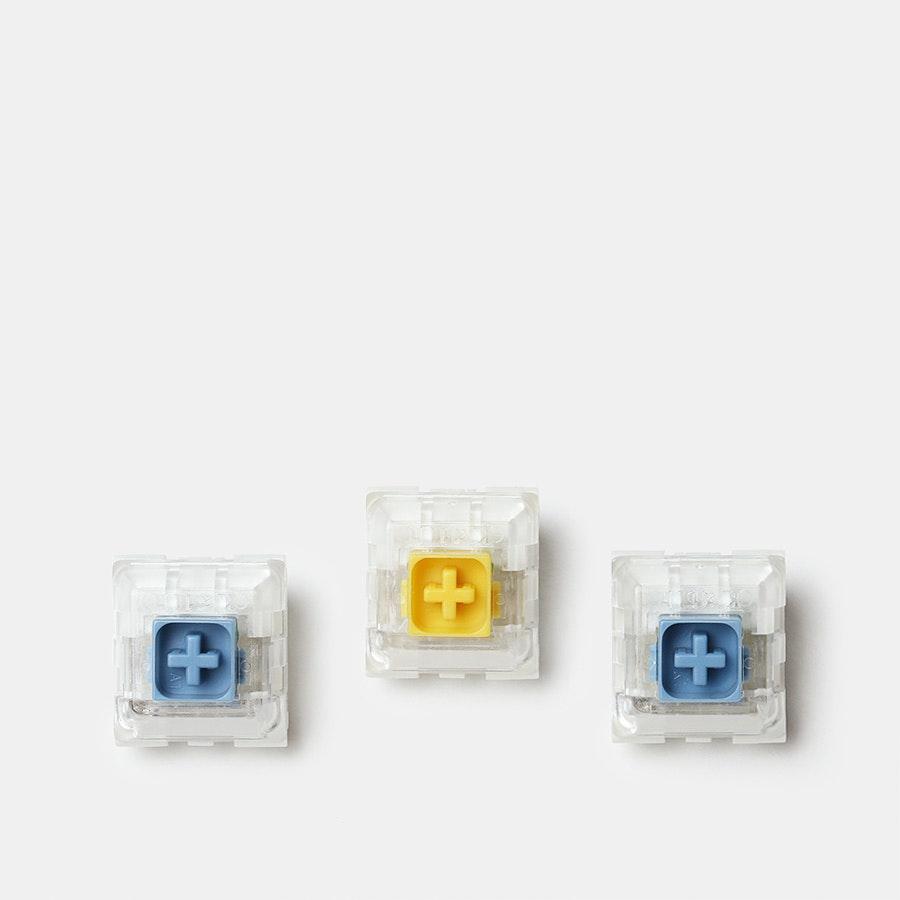 NovelKeys x Kailh BOX Heavy Switches (70 or 110pcs)