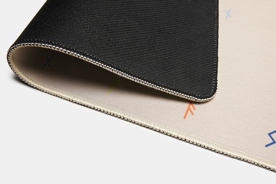 NovelKeys: MiTo Canvas Desk/Mouse Mat