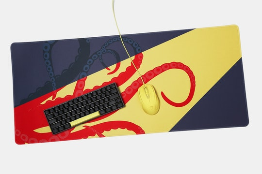 NovelKeys Nautilus Desk/Mouse Mat