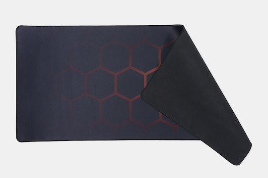 NovelKeys: T0mb3ry Carbon Desk/Mouse Mat