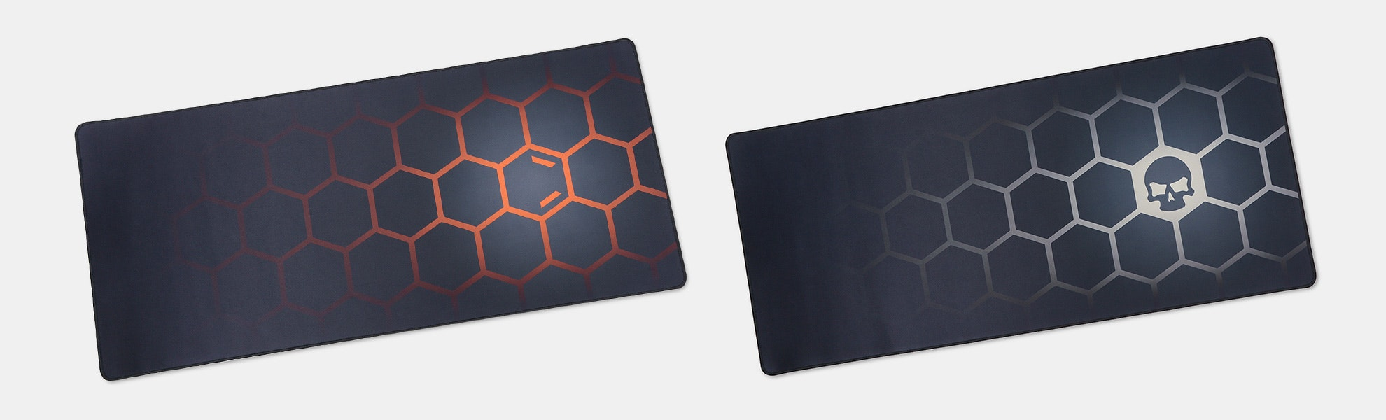 NovelKeys: T0mb3ry Carbon Desk/Mouse Mat
