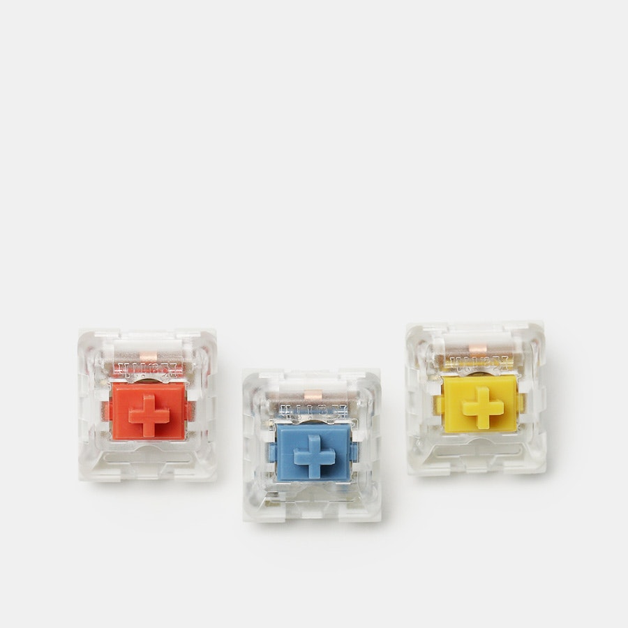 NovelKeys x Kailh Speed Heavy Switches