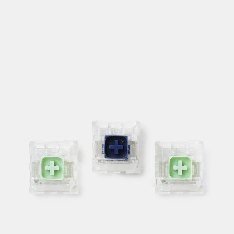 NovelKeys x Kailh BOX Thick Clicks Switches