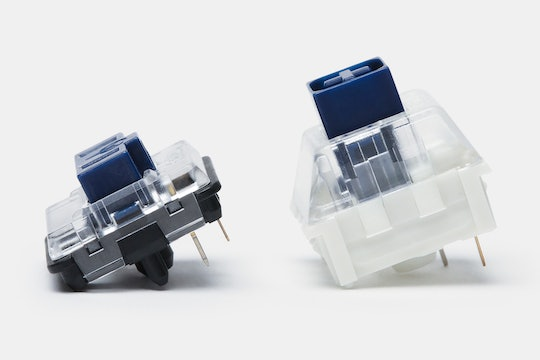 NovelKeys x Kailh Low-Profile Choc Thick Clicks