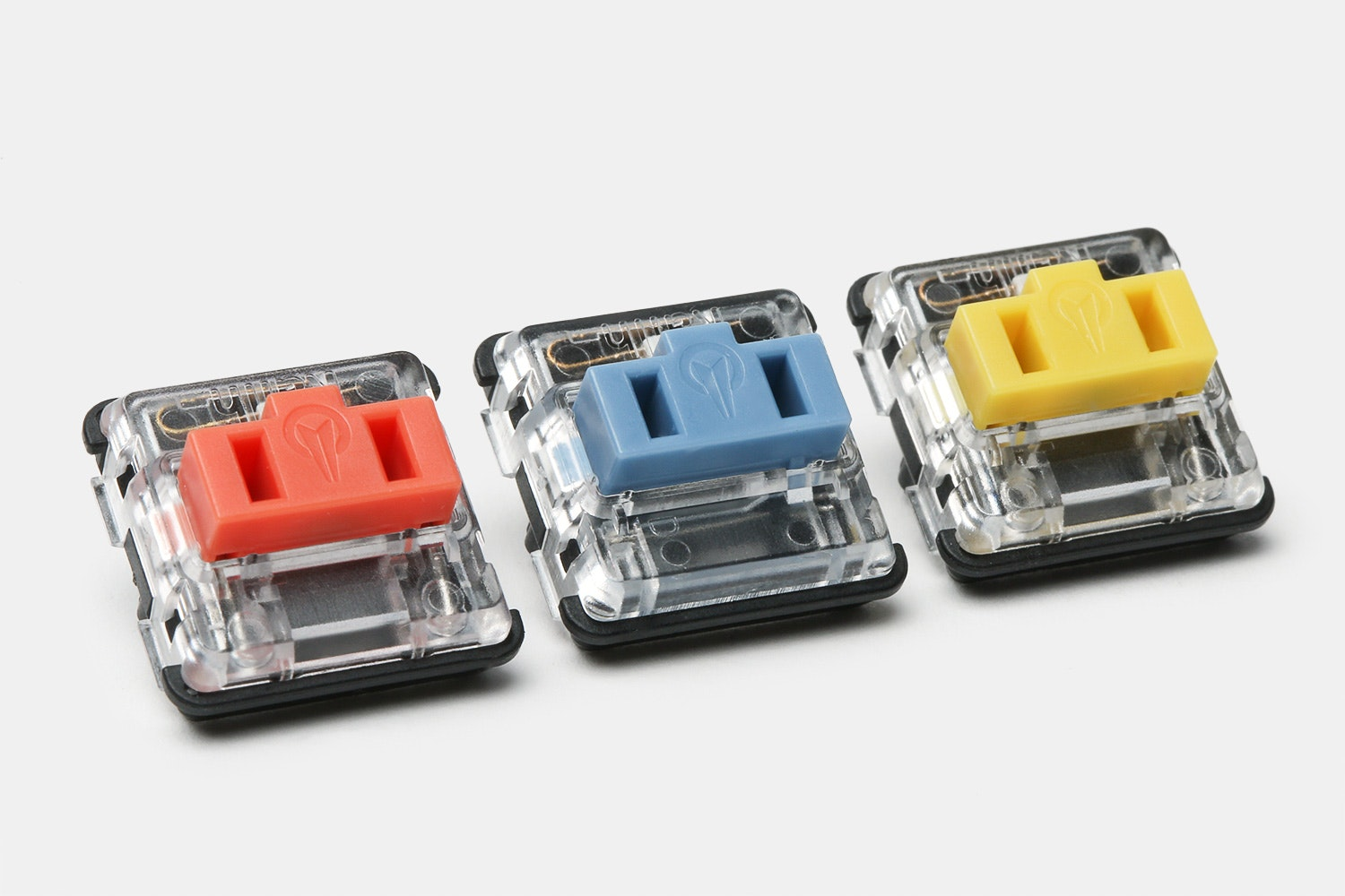 NovelKeys x Kailh Low-Profile Heavy Switches