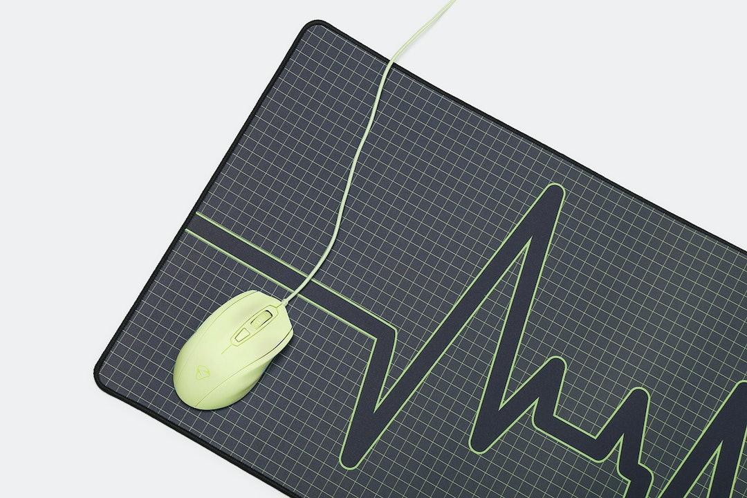 NovelKeys x MiTo Pulse Desk/Mouse Mat