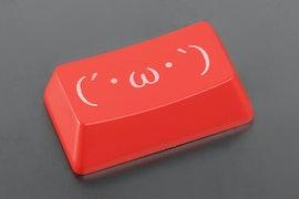 Novelty Shine Through Keycaps (3-Pack)