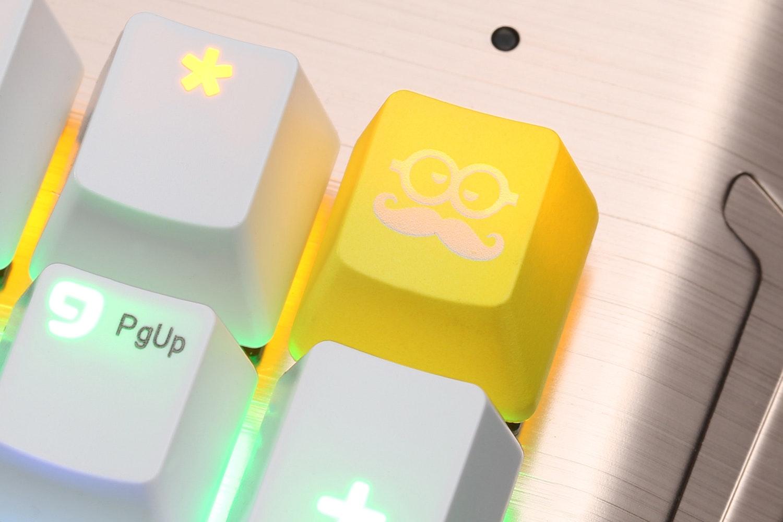 Novelty Shine Through Keycap (3-Pack)