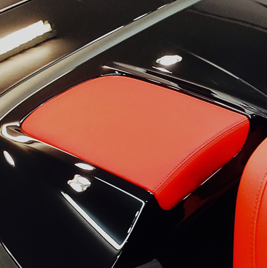 Nowicki Autosport Convertible Tonneau Inserts (C7)
