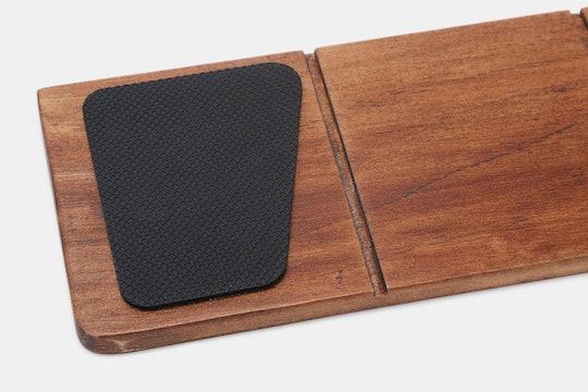 NPKC Wooden 60% Keyboard Wrist Rest