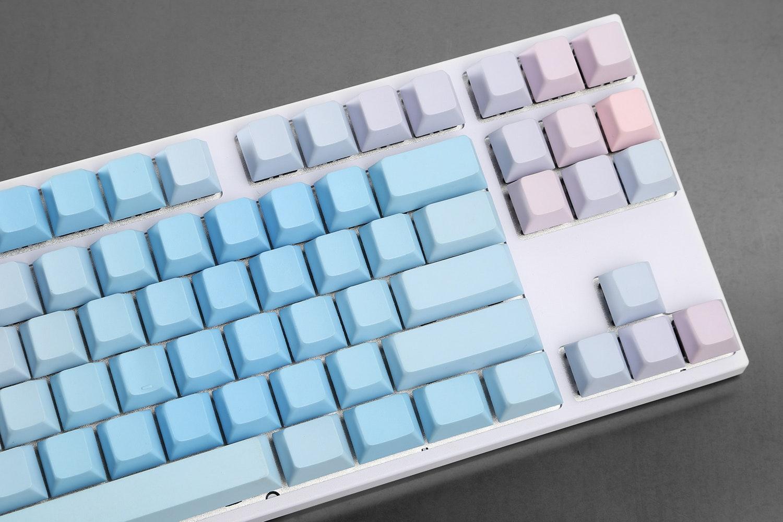 NPKC Gradient Keycap Set