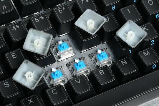NPKC 84 Mechanical Keyboard
