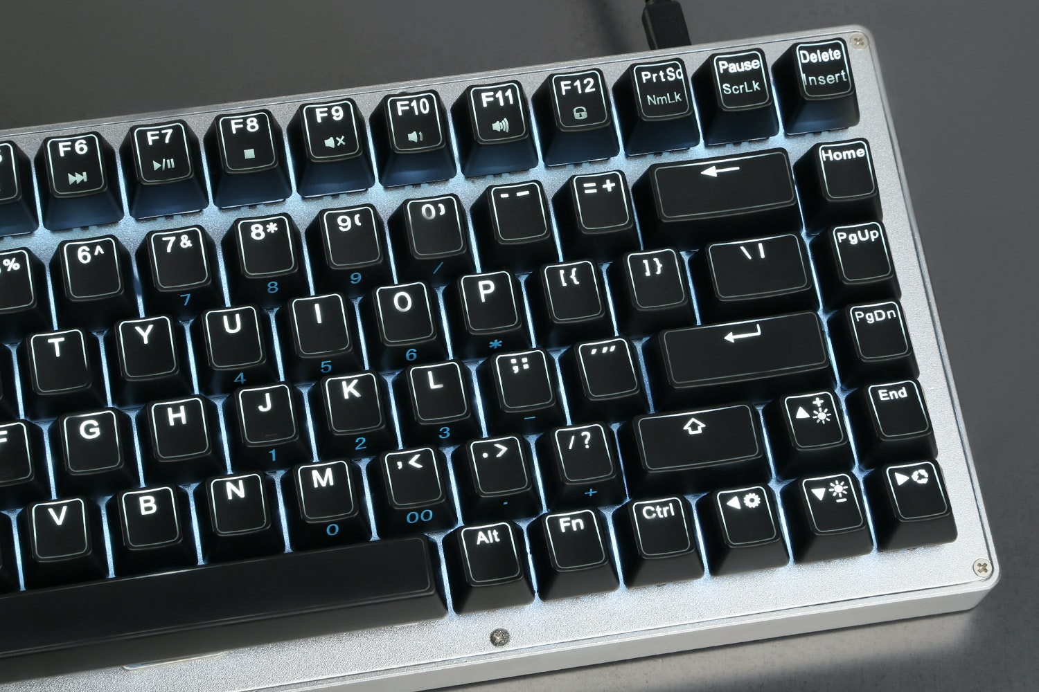NPKC 84 Mechanical Keyboard