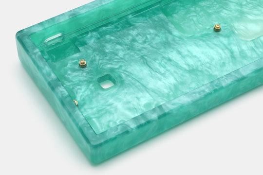 NPKC High-Profile Resin 60% Keyboard Case