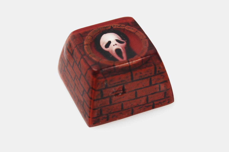 Red – scream