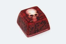 Red – skull