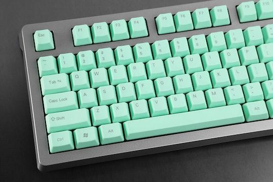 NPKC Top Printed PBT Keycap Set