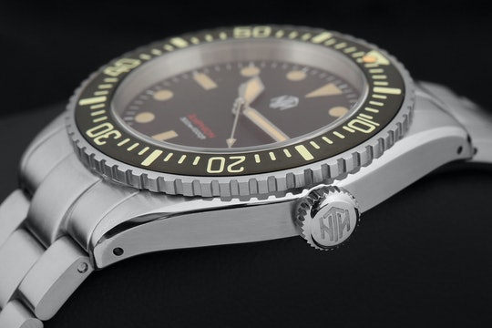 NTH Amphion and Näcken Automatic Watches
