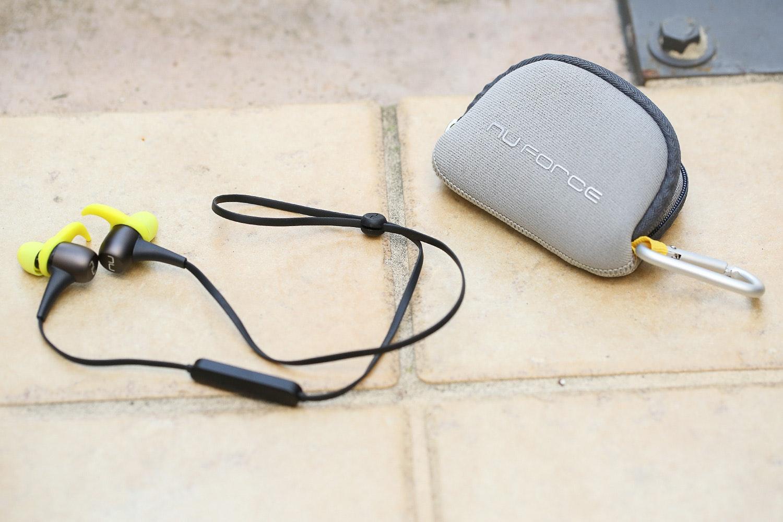 NuForce BE Sport3 Bluetooth IEMs