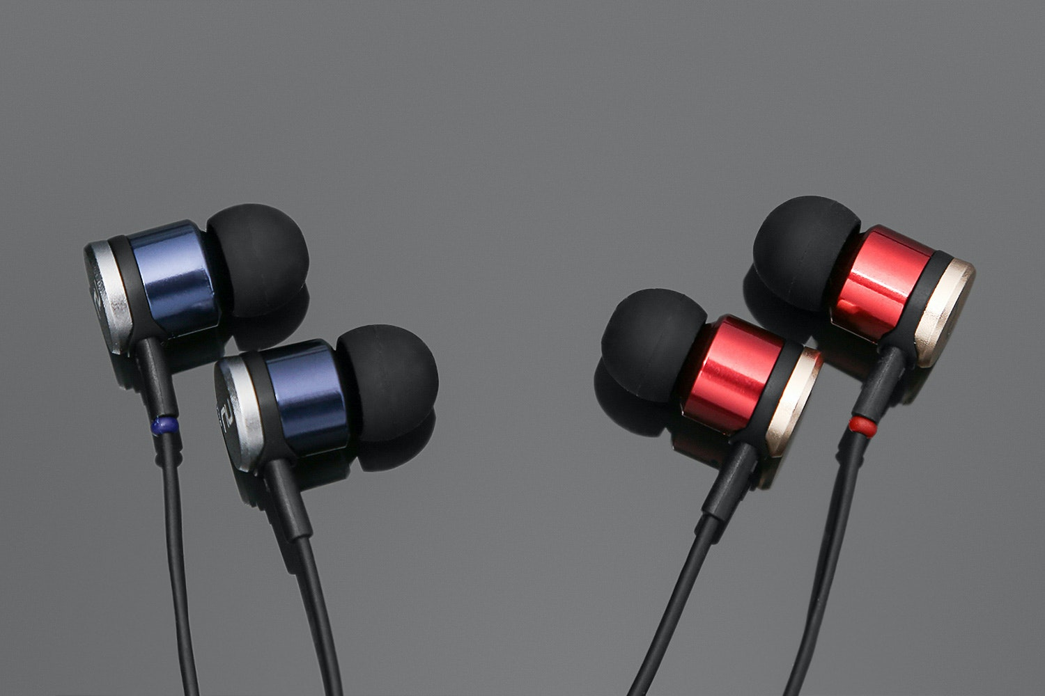Massdrop Blue Box - Nuforce NE IEMs