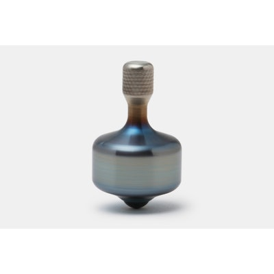 Black & Blue Spinning Tops - NW Tops