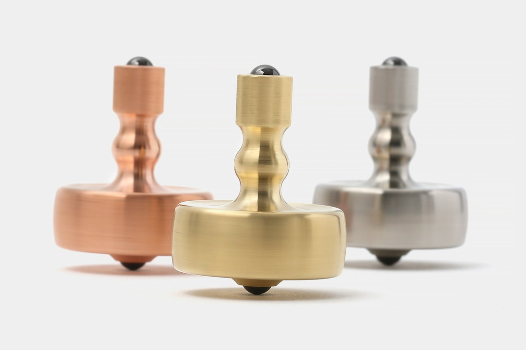 "NW Tops ""Multnomah"" Spinning Tops"