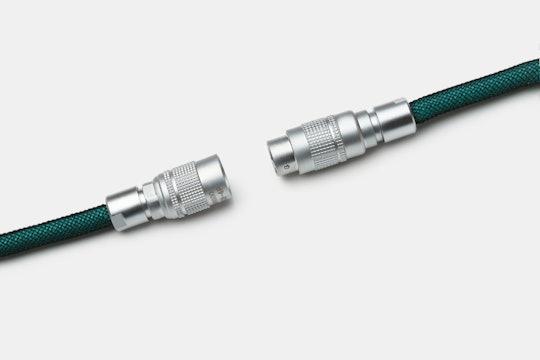 Nylon Techflex USB & PS2 Cables