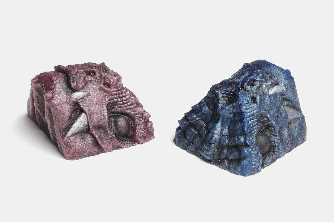 NZ Caps Unidentified Species Artisan Keycap