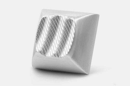 NZCaps DSA In-Phase Aluminum Artisan Keycap