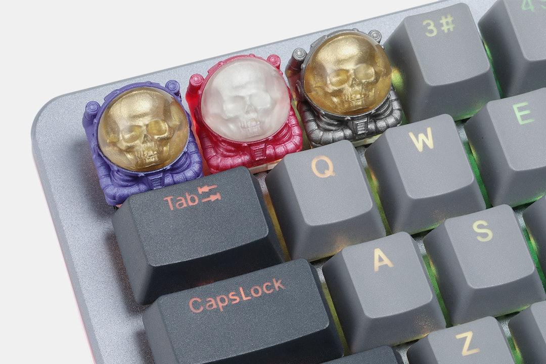 NZCaps No Man Left Behind Artisan Keycap