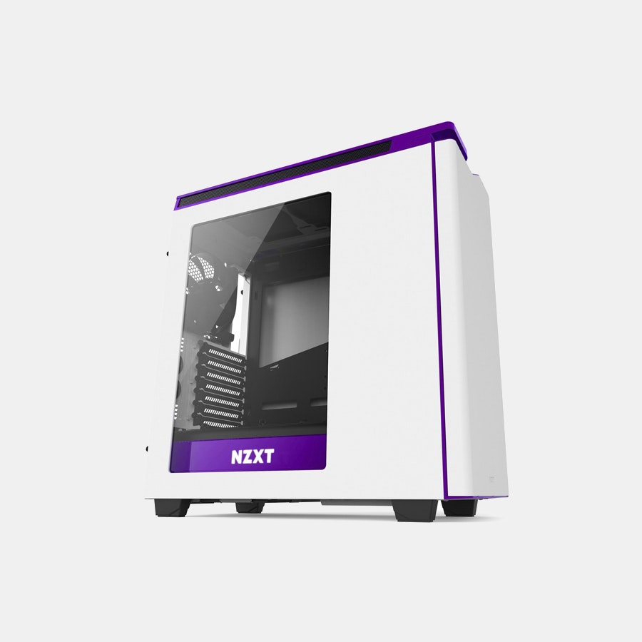 NZXT H440 Mid-Tower Computer Case