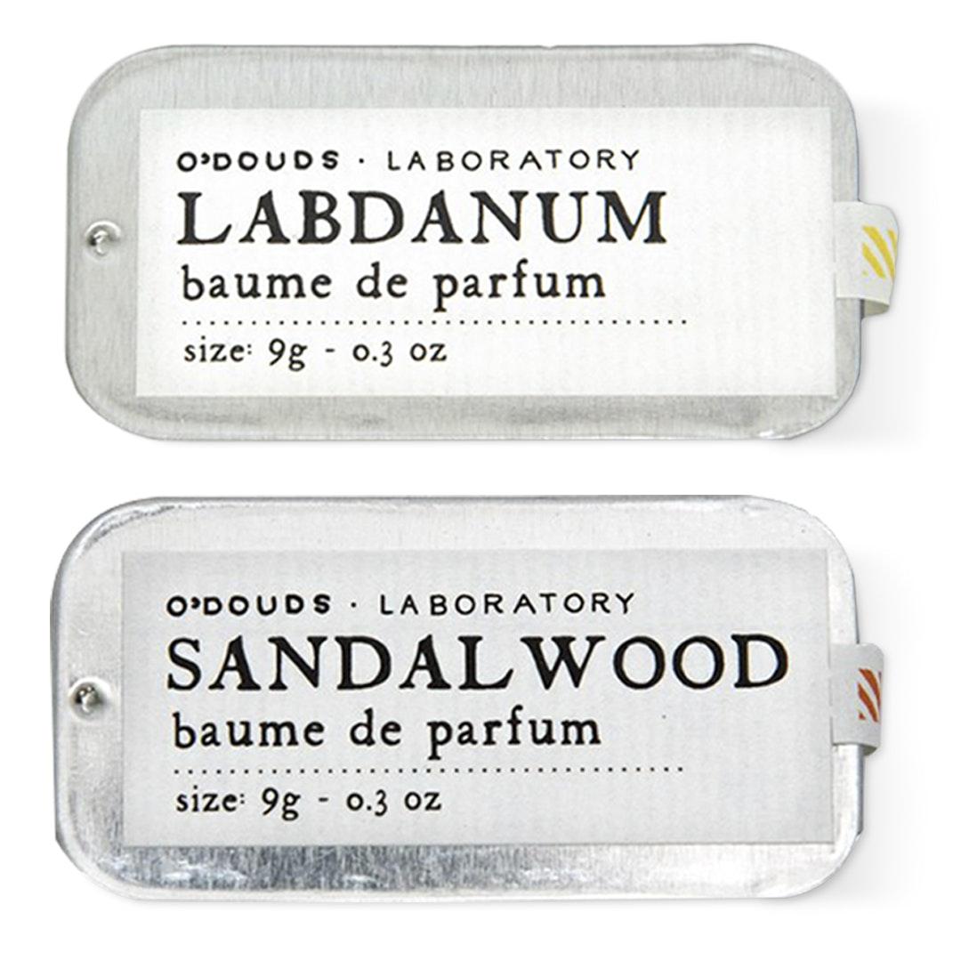 O'Douds Apothecary Baume de Parfum