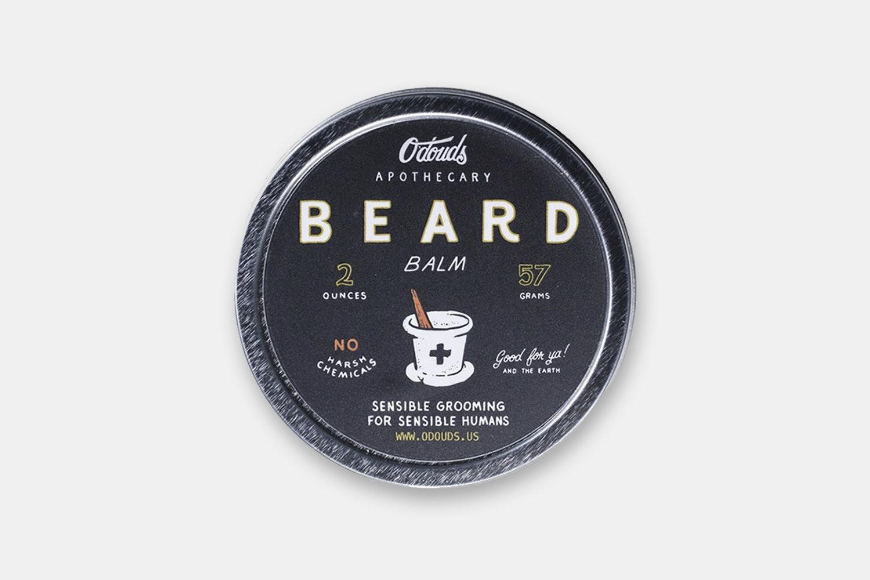 O'Douds Apothecary Beard Bundle