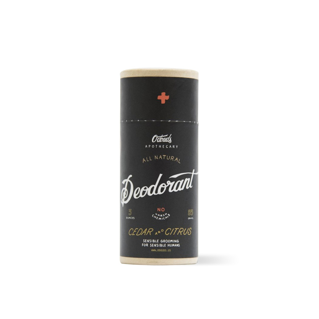 O'Douds Apothecary Deodorant