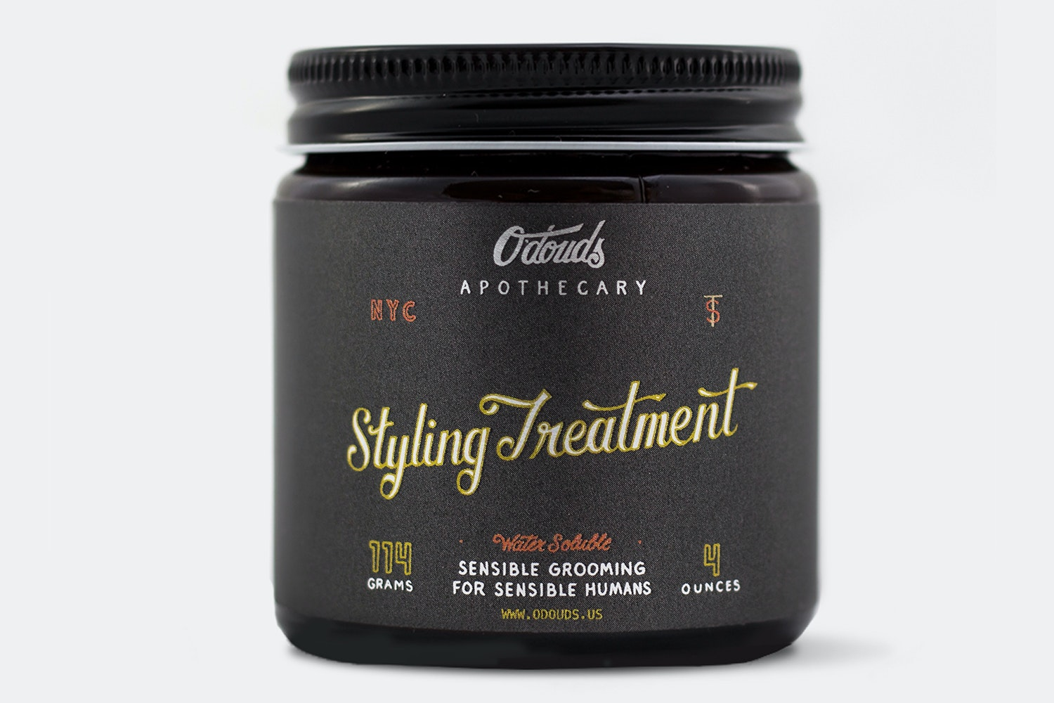 Styling Treatment