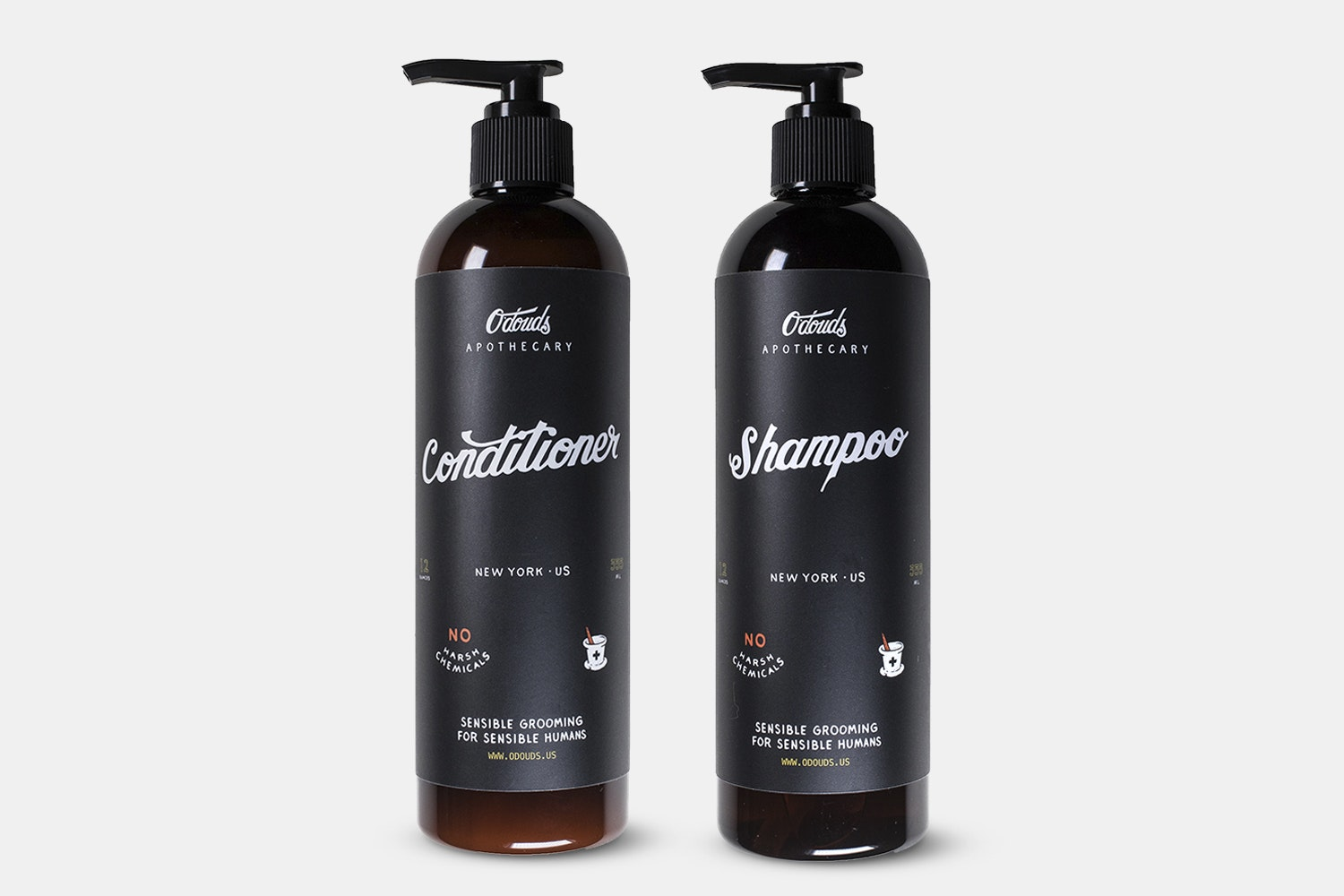 O'Douds Apothecary Shampoo & Conditioner (2-Pack)