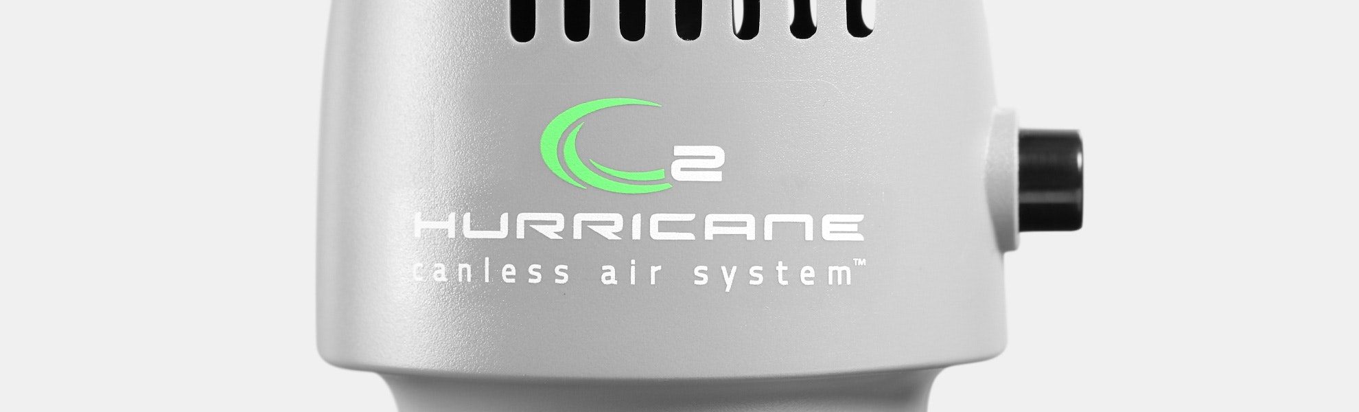 Hurricane Canless Air System