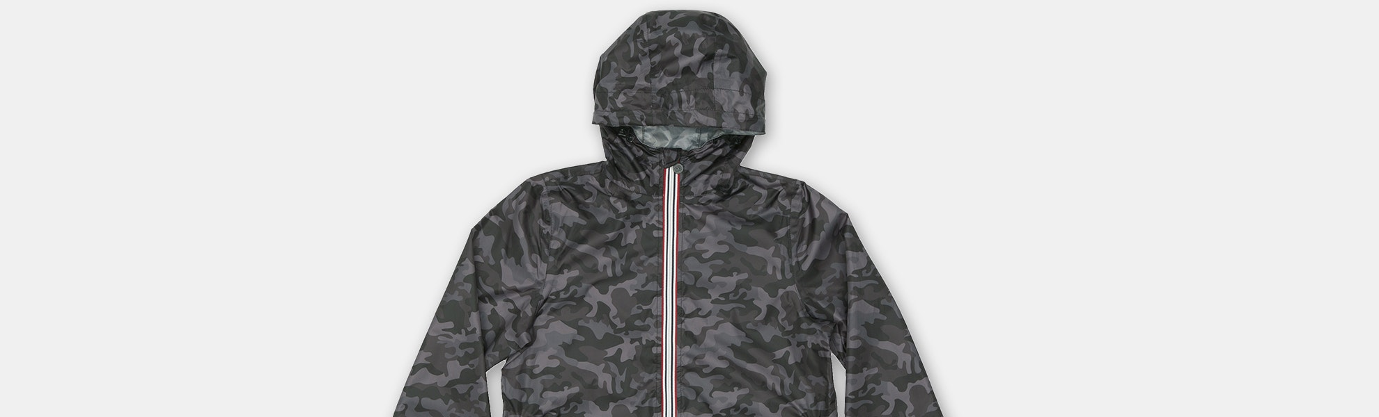O8 Lifestyle Full-Zip Packable Jacket