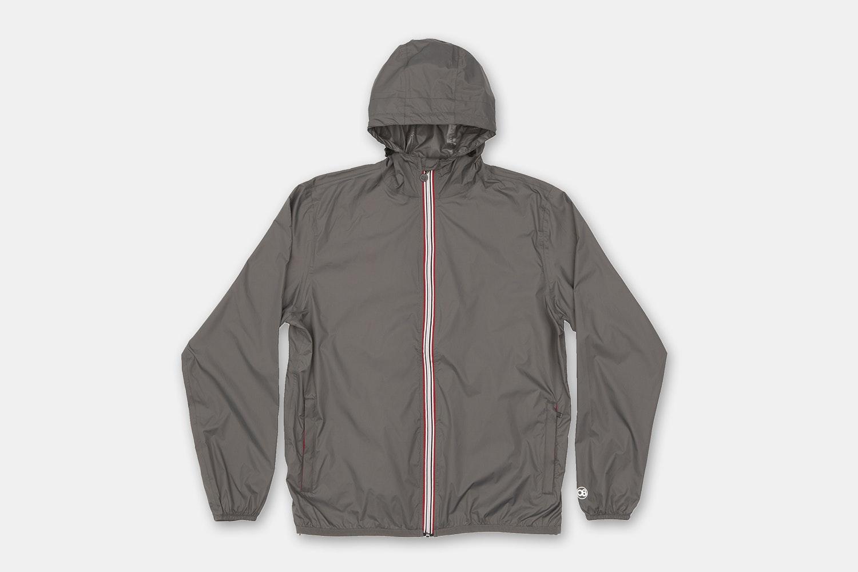 Men Full Zip - Grey
