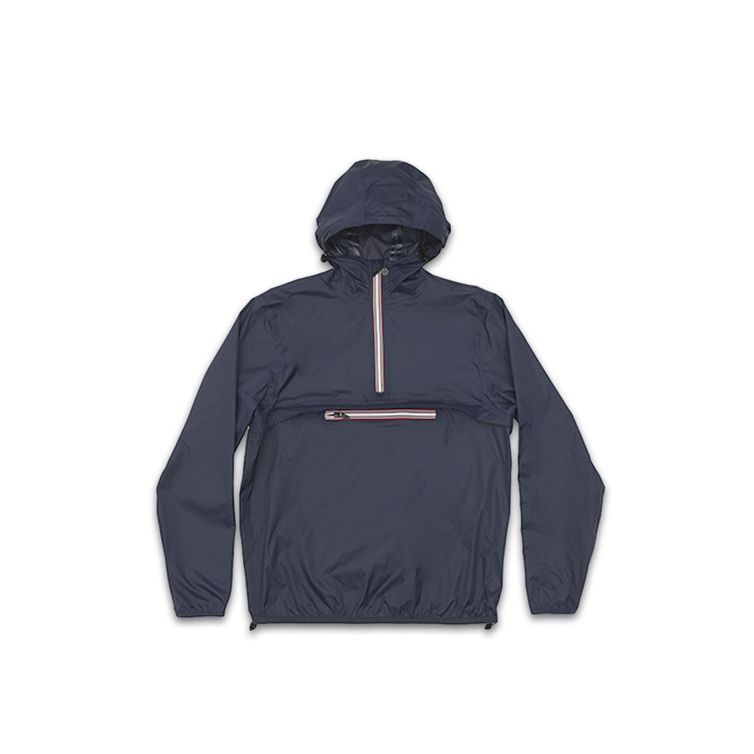 O8 Lifestyle Quarter-Zip Packable Jacket