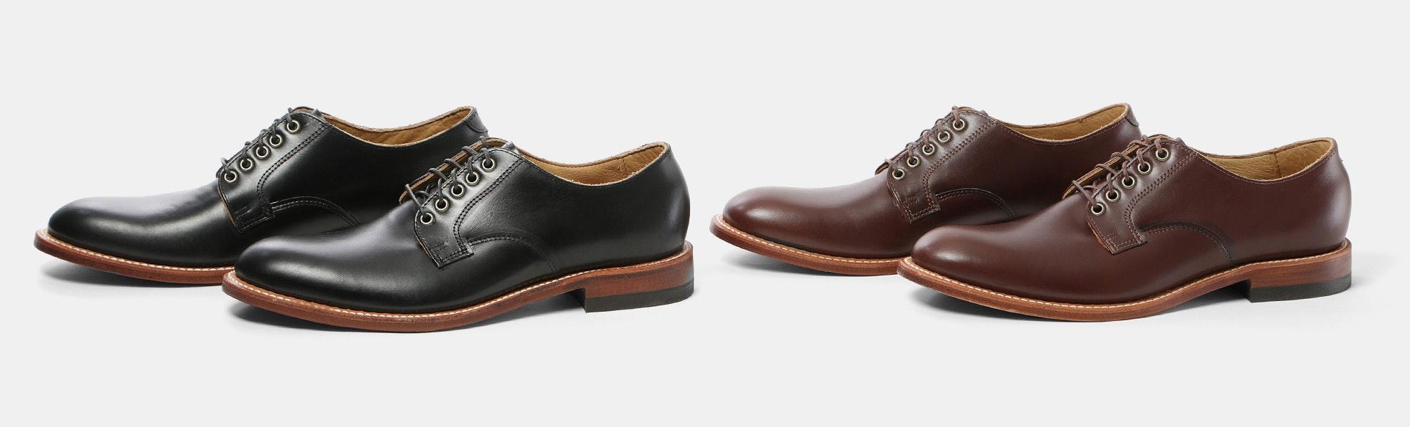 Oak Street Bootmakers Blucher – Massdrop Exclusive